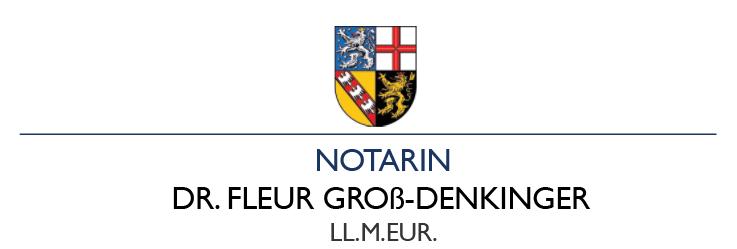 Notarin Dr. Fleur Gross-Denkinger